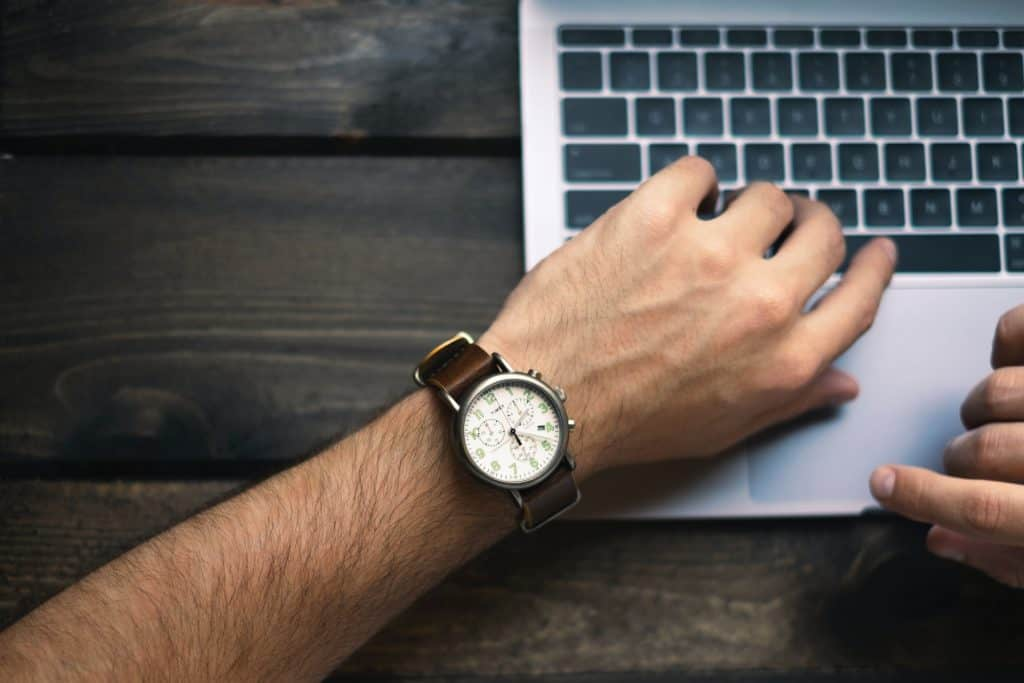Find the perfect time to write - overcome  writer's block